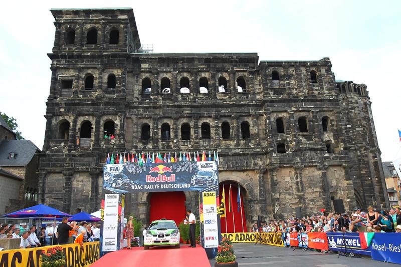 Deutschlandrallye 2012