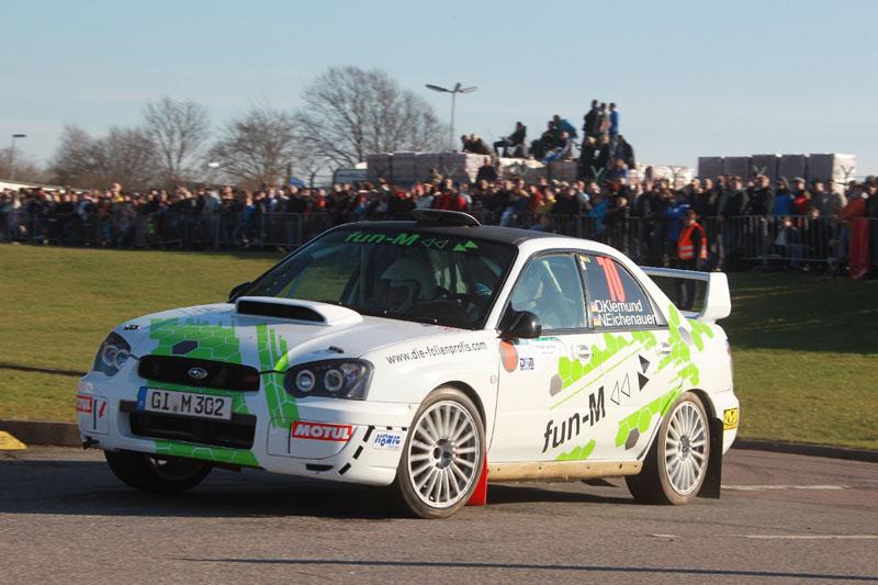 Dirk Klemund und Nico Eichenauer holen vorzeitig den Titel (November 2012