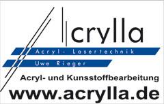 Acrylla - Acryl-Lasertechnik Uwe Rieger