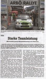 Steiermark-Bericht
