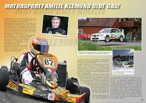 Motorsport-Familie Klemund gibt Gas!
